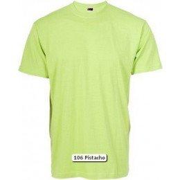 Camiseta Niño 100% Algodón Peinado 170 grs