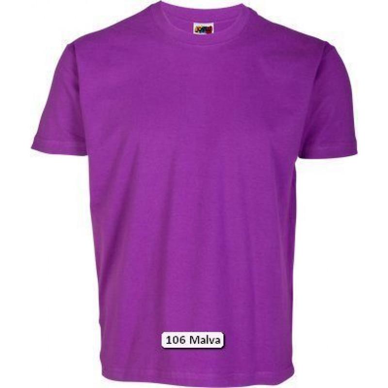 Camiseta Niño 100% Algodón Peinado 170 grs.