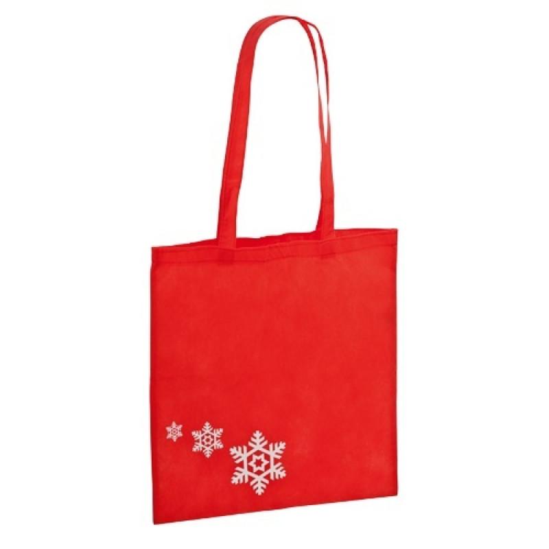 Bolsa navideña.