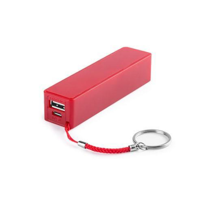power bank kanlep rojo