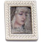 Placa Adhesiva con 1 fotografía