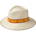 Sombrero de Paja ancha