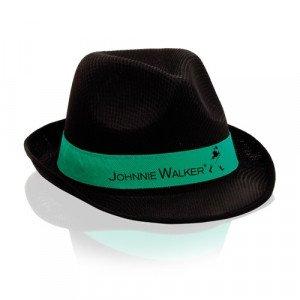 sombrero publicitario negro