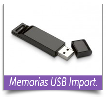 Pendrive USB Import