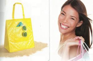 bolsas publicitarias y promocionales para el comercio.