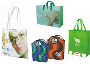 Diseños originales de bolsas publicitarias