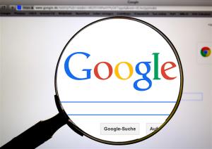 Google como estrategia promocional.