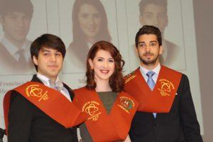 banda de graduación ingenieros químicos