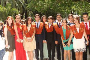 banda de graduación