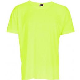 Camiseta niño 100% poliester punto liso