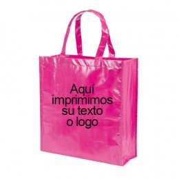 Bolsa reciclable Brillo 38x40x12
