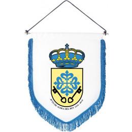 Banderín deportivo Pentagonal