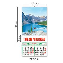 Calendario Pared serie B
