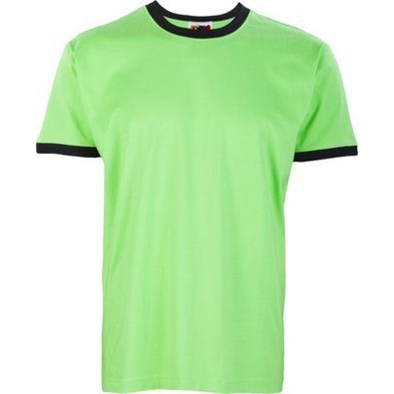Camiseta manga corta Algodón Peinado 170 grs.combi