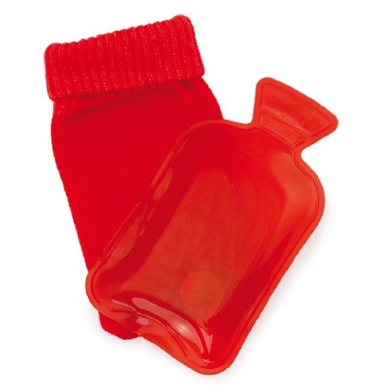 Bolsa de calor reutilizable.