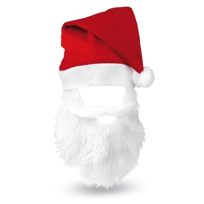 Gorro Papa Noel. Medidas : 30 x 65 cm