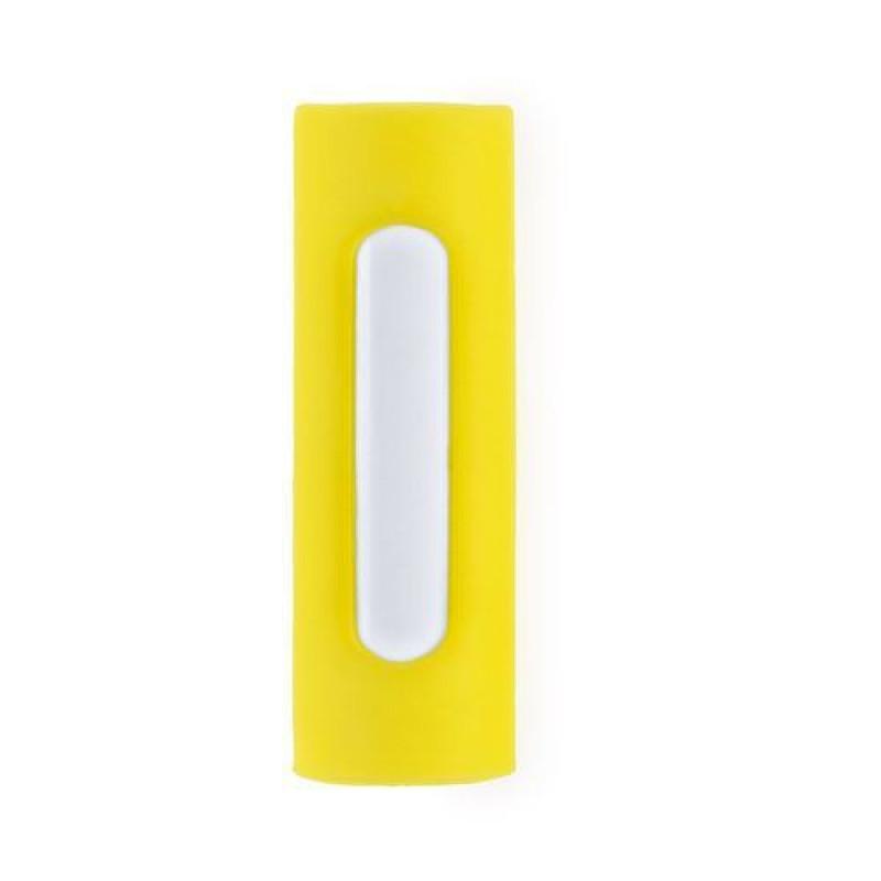 cargador power bank khatim amarillo