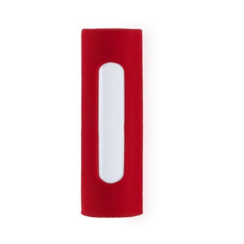 cargador power bank khatim rojo