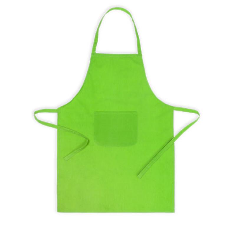 delantal publicitario xigor verde