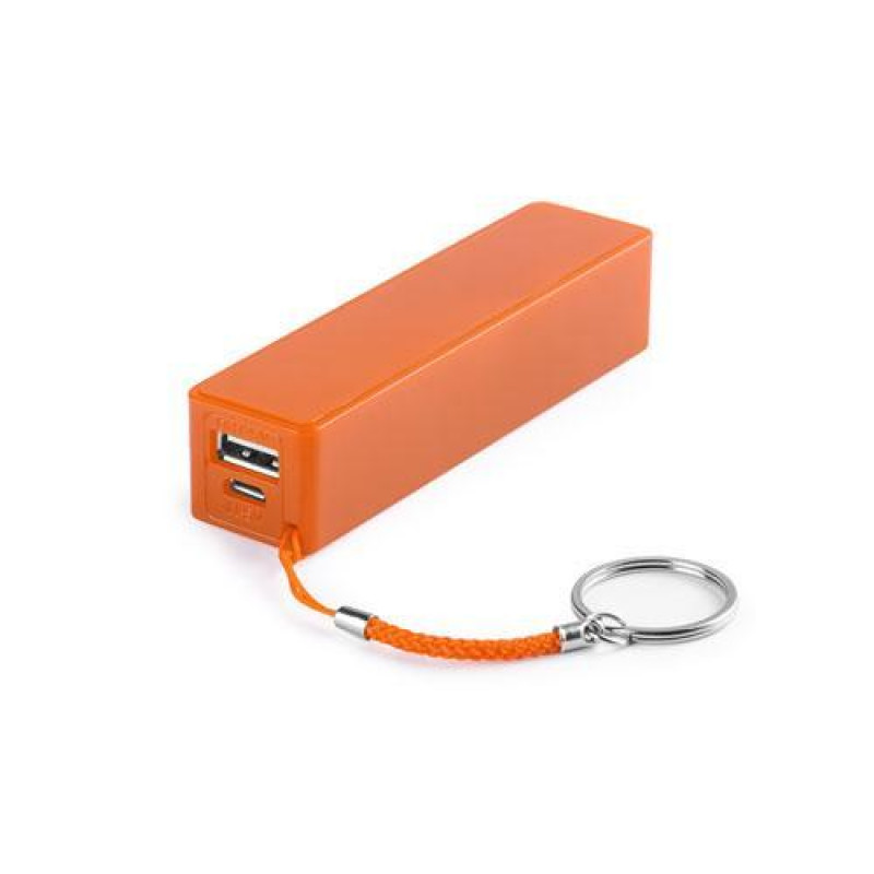 power bank kanlep naranja