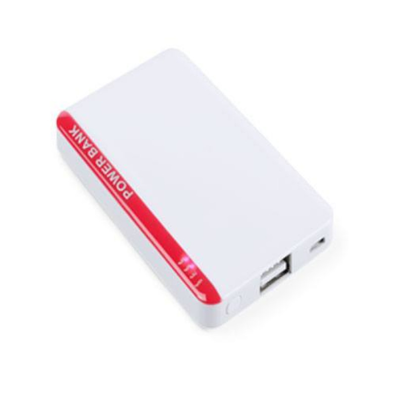 Power bank vilek franja roja