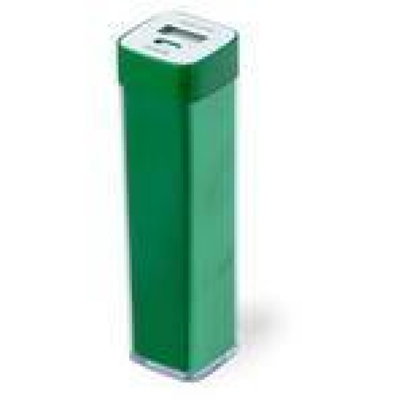 batería power bank sirouk verde