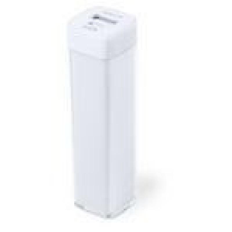 batería power bank sirouk blanca