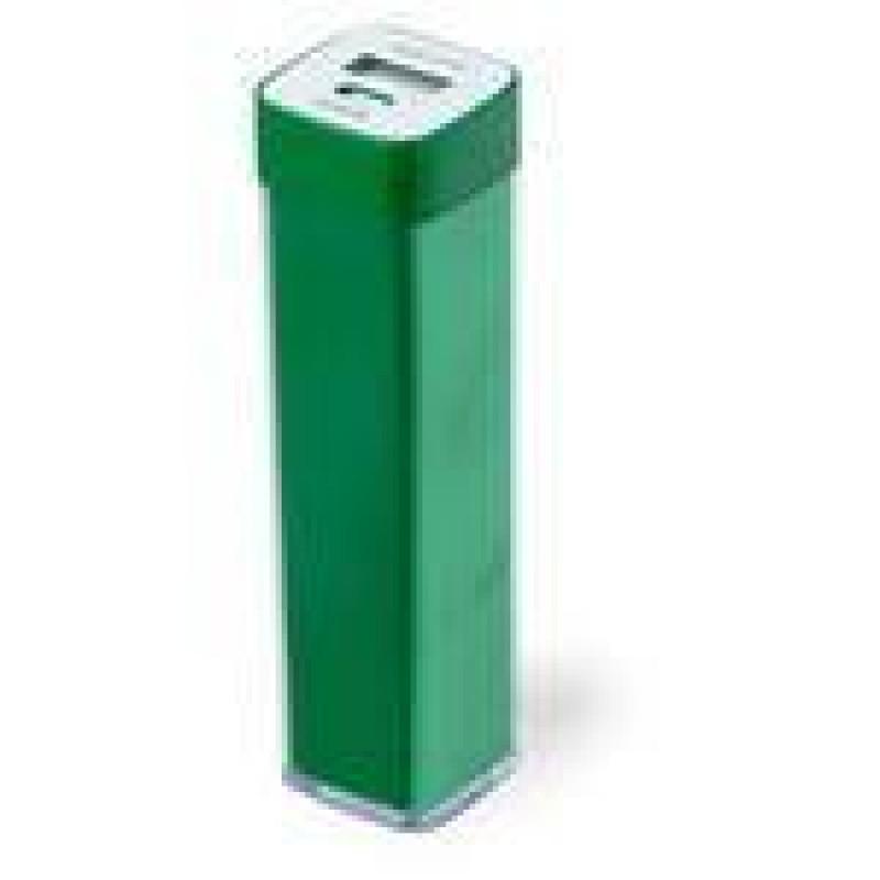batería power bank sirouk verde