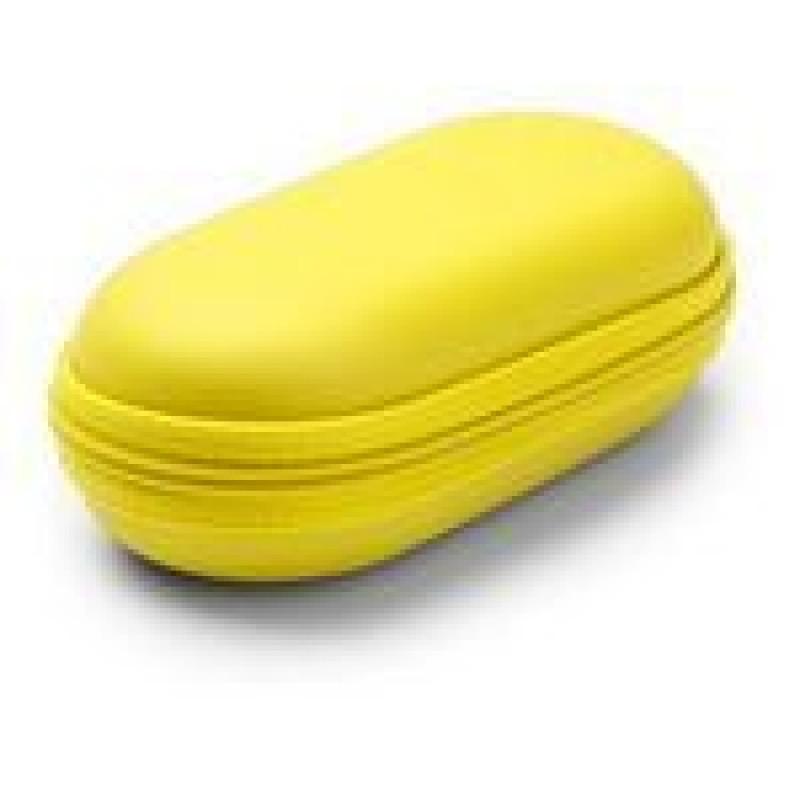 batería externa portatil tradak amarilla