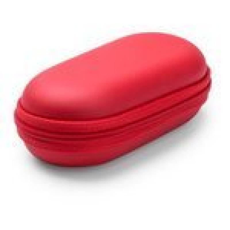 batería externa portatil tradak roja