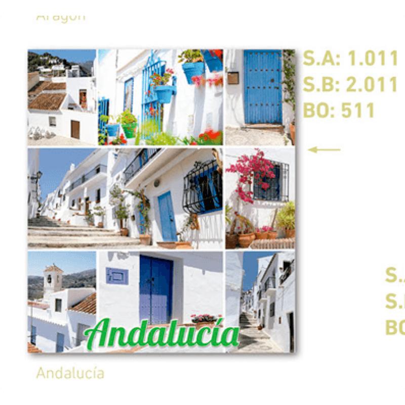 CALENDARIO PUBLICIDAD ANDALUCIA