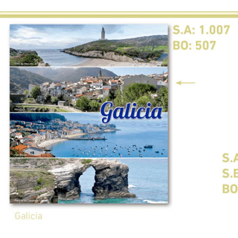 CALENDARIO PUBLICIDAD GALICIA