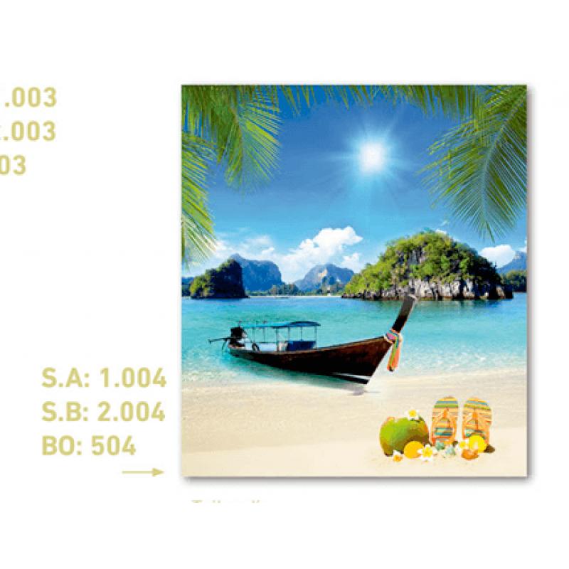 CALENDARIO PUBLICIDAD TAILANDIA