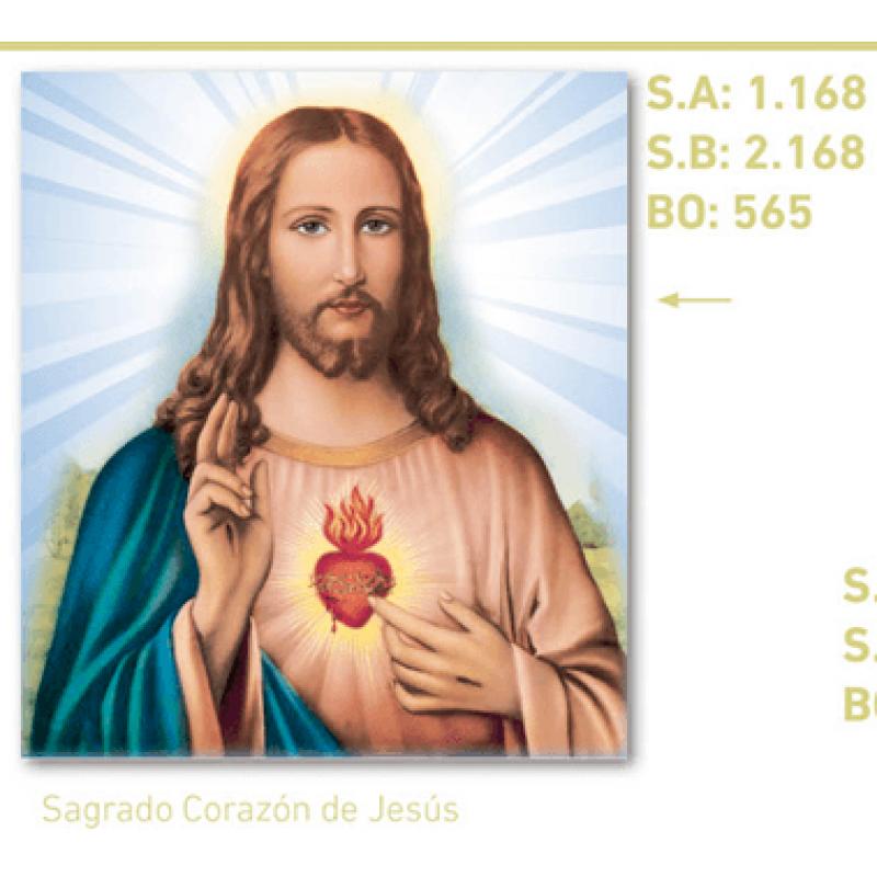 calendario sagrado corazón de jesús
