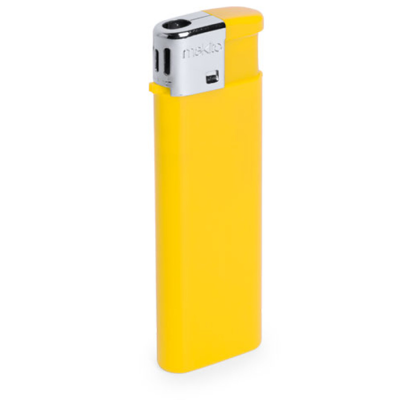 encendedor publicitario vaygox amarillo