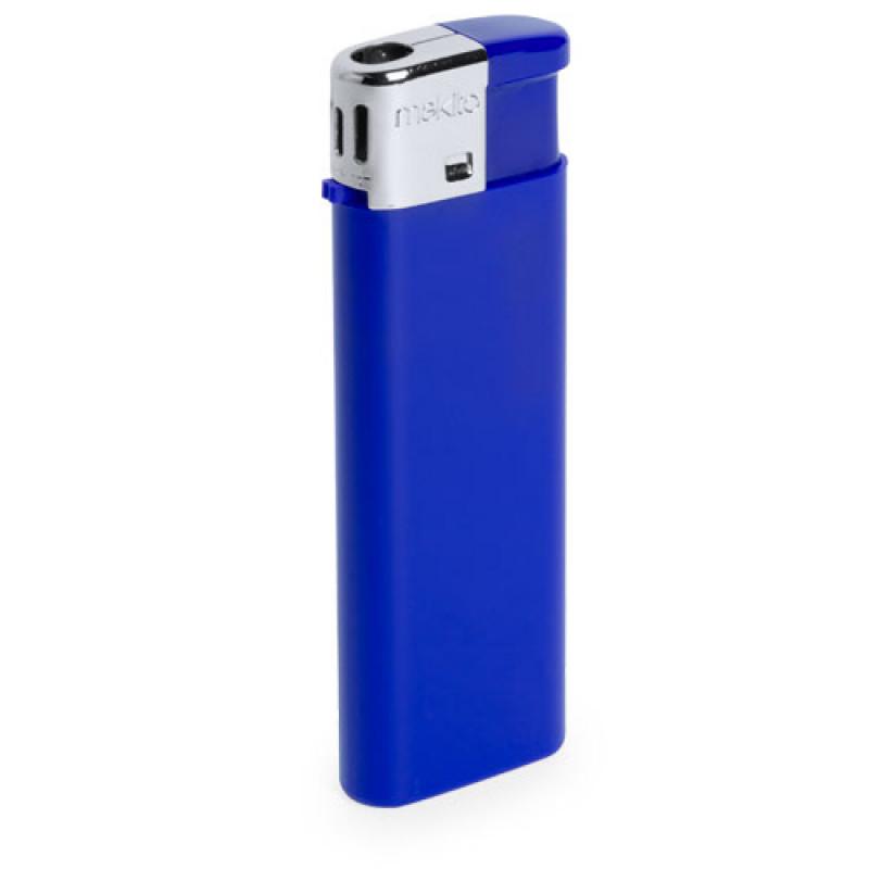 encendedor publicitario vaygox azul