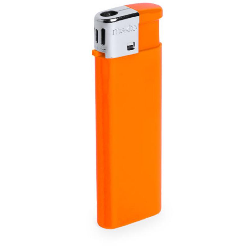 encendedor publicitario vaygox naranja