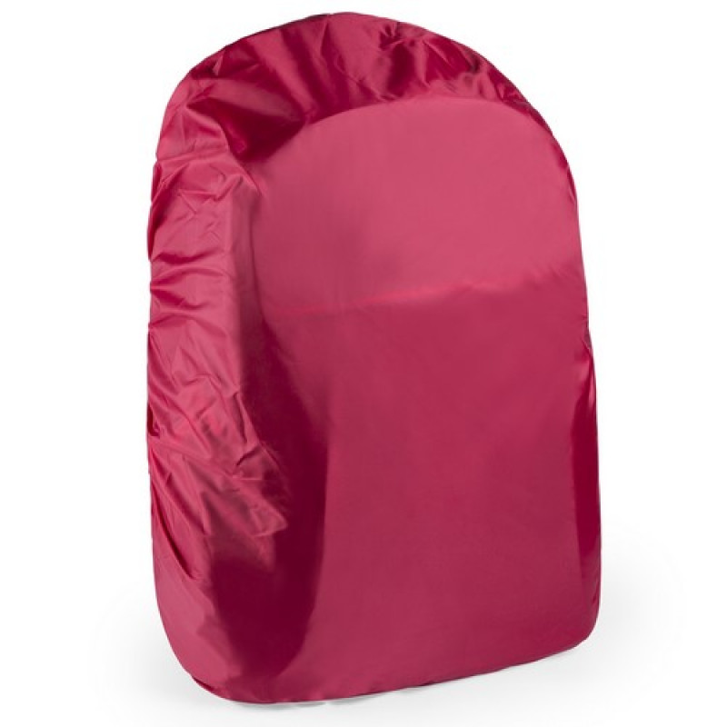Funda mochila impermeable roja