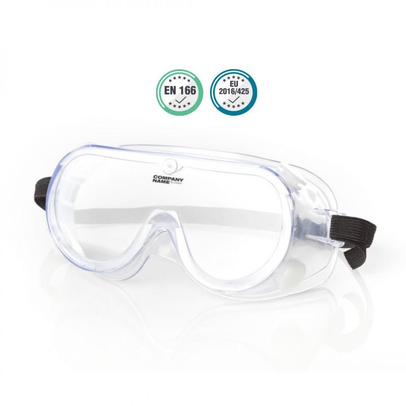 gafas de seguridad para protección de los ojos