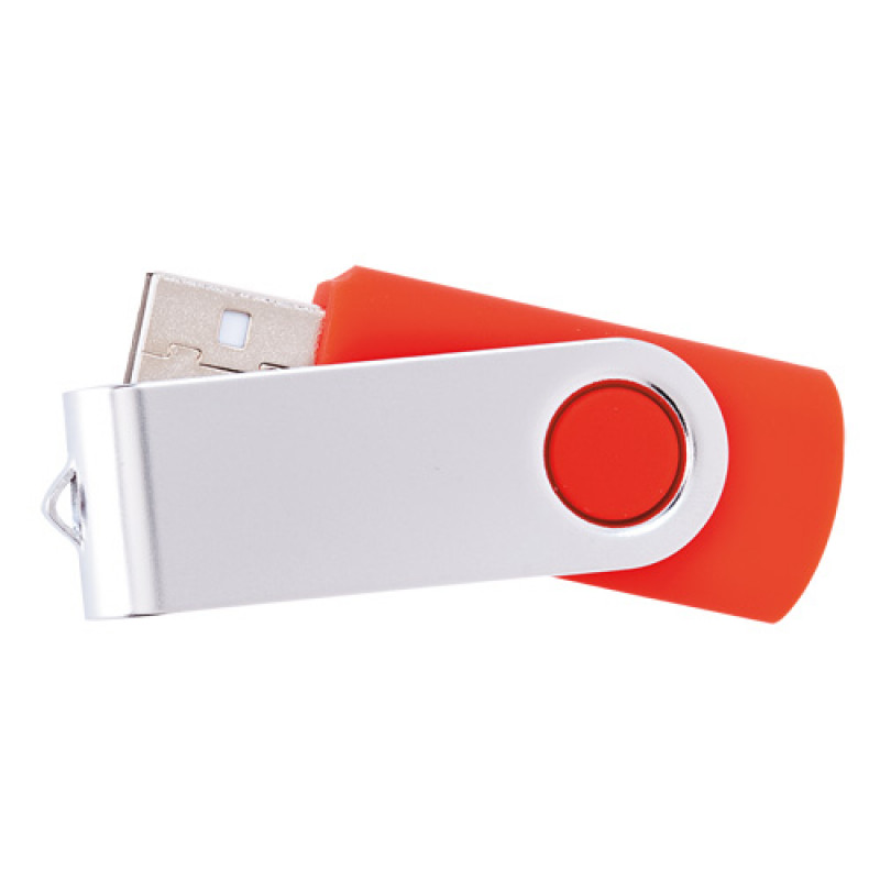 memoria Usb 16GB rebik color rojo
