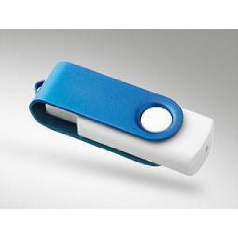 Pendrive memoria USB Rotoflash.Mecanismo giratorio