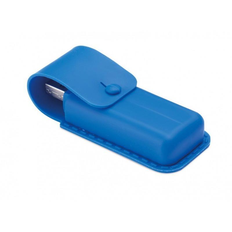 Pendrive memoria USB Silicoflash.Usb moderna con carcasa de silicona