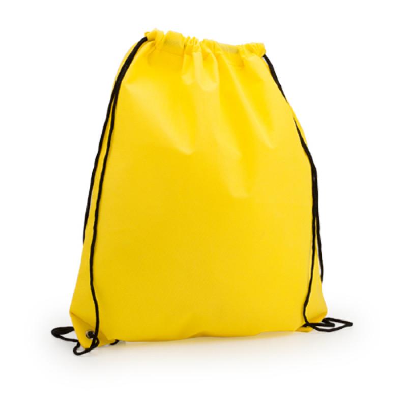 Mochila publicidad Hera color amarillo