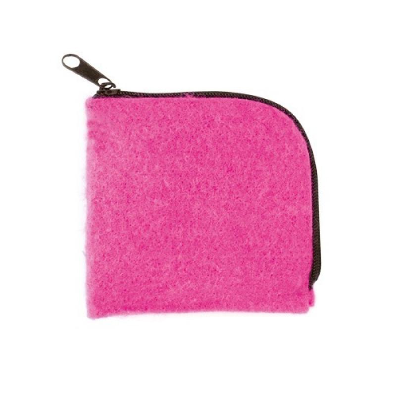 monedero publicidad lipak rosa