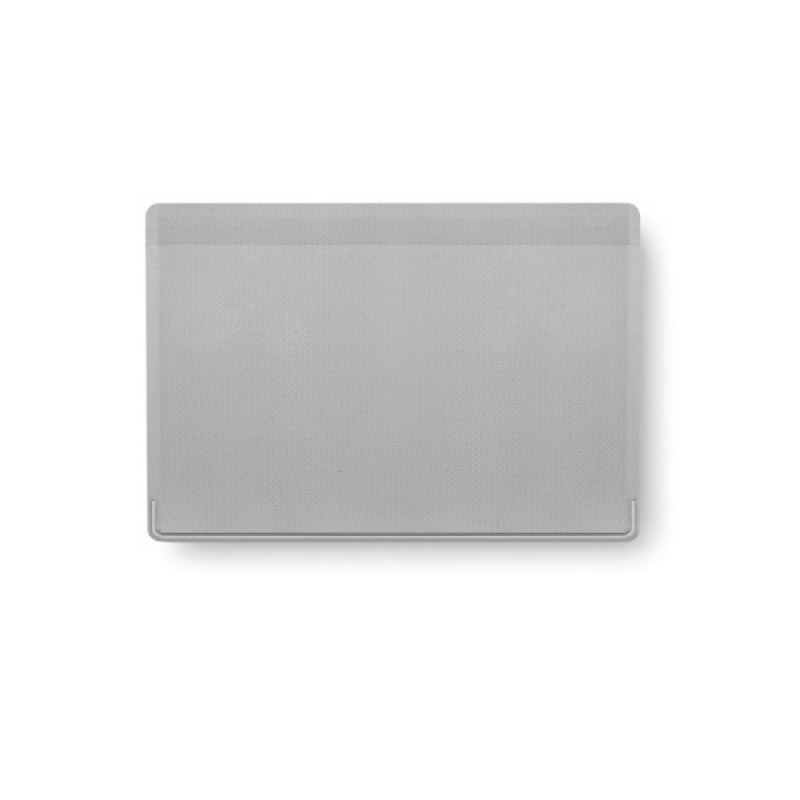 tarjetero PVC kazak  gris
