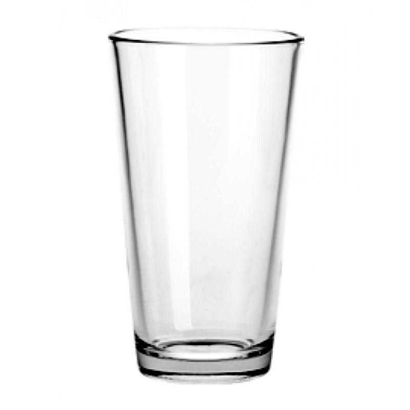 Vaso de cristal Cónico para combinados