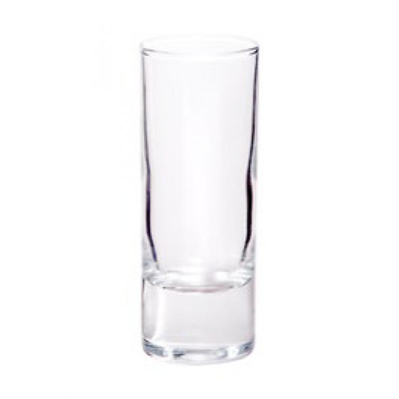 vaso de chupito alto personalizable