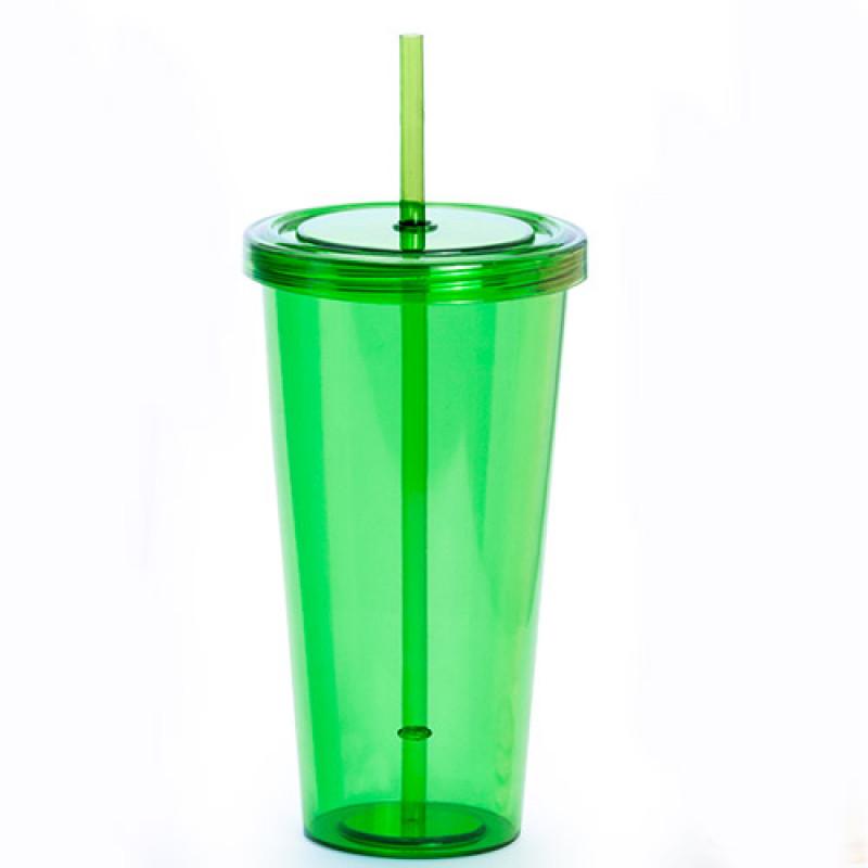 vaso publicitario trinox verde