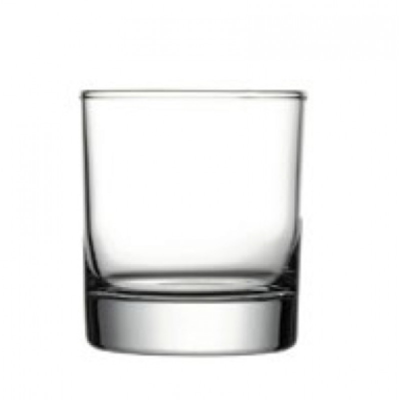 Vaso Whisky 33 CL cristal liso personalizable