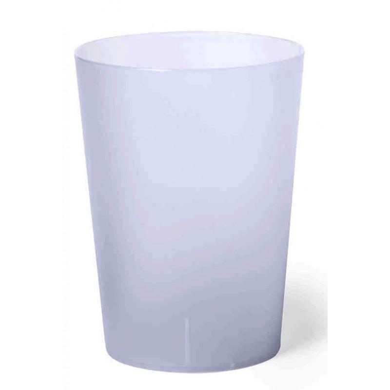 vaso de plástico personalizable para bodas y eventos